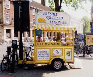 lemonade, vintage, and photography image