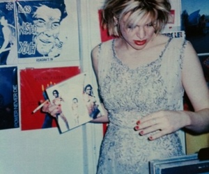 Courtney Love and grunge image