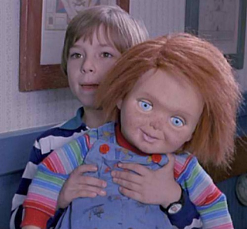 horror, movie, and Chucky image