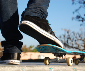 skate, boy, and shoes image