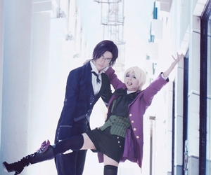 anime, black butler, and cosplay image