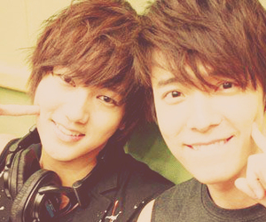 donghae, super junior, and yesung image