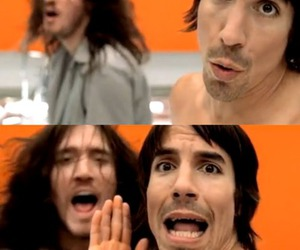 John Frusciante, red hot chili peppers, and anthony kiedis image