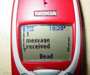 Nokia 3310 message received!
