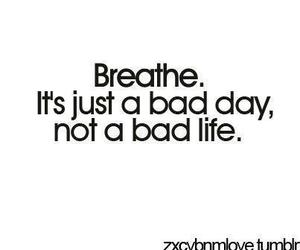 life, quotes, and breathe image