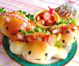 food and kawaii image