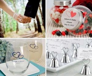 beach wedding decor, elegant wedding favors, and unique favors image