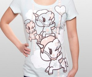 adorable, shirt, and tokidoki image