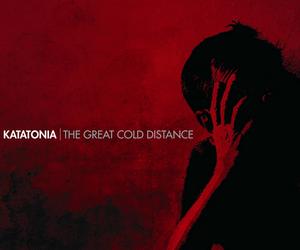 album cover, gothic, and katatonia image
