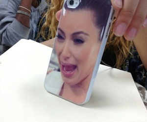 iphone and funny image