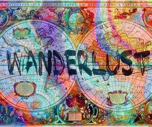 wanderlust, world, and travel image