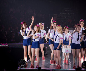 snsd, 2nd japan tour, and girls' generation image