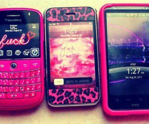 android, colors, and leopard print image
