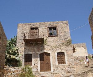 crete, Greece, and spinalonga image