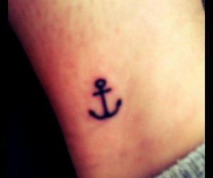 anchor, anchor tattoo, and animal image