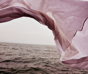 sea, wind, and ocean image