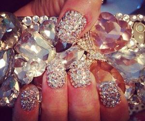 beautiful, jewel, and bow image