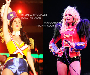 britney spears, katy perry, and lol image