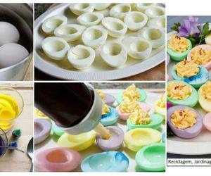 color, egg, and cute image