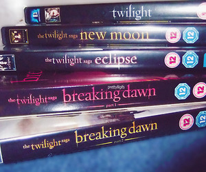 bella swan, breaking dawn, and eclipse image