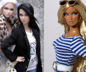 barbie, dolls, and beautiful image