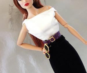 fashion royalty, dresscode vanessa, and barbie image