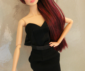 barbie, integrity toys, and fashion royalty image