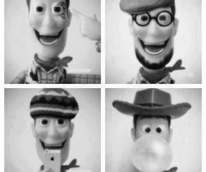 woody, toy story, and iphone image