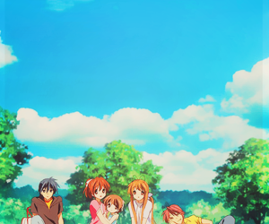 anime and clannad after story image