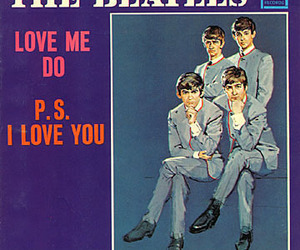 beatles and love you image