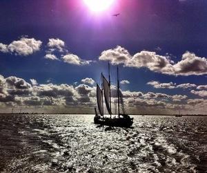 beautiful, sea, and water image