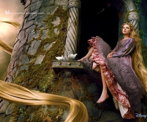 Swift, taylor, and rapunzel <3 image