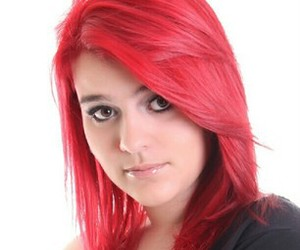 color, hair, and pink hair image