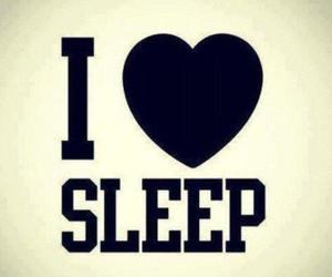 sleep and love image