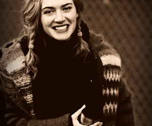 eternal sunshine of the spotless mind, smile, and kate winslet image