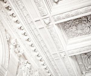 white, architecture, and design image