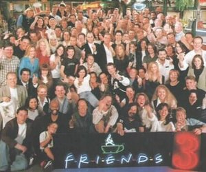 cast, ross, and f.r.i.e.n.d.s image