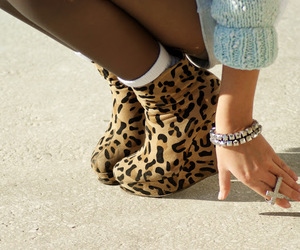 fashion, shoes, and ring image