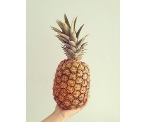 fruit, pineapple, and spikey image