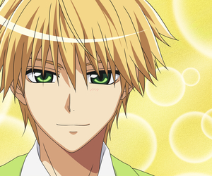 anime, boy, and usui takumi image