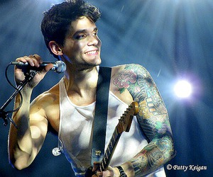 john mayer, music, and tattoo image