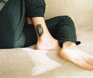 owl, tattoo, and indie image