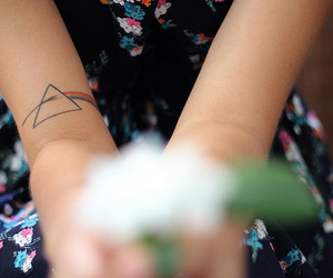 Pink Floyd and tattoo image