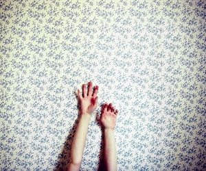 pattern and wallpaper arms image