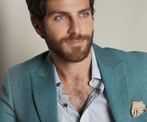 beard, david giuntoli, and grimm image