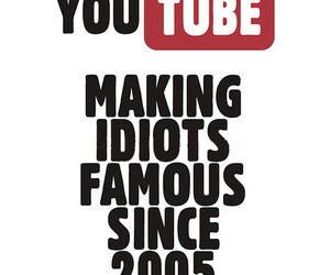 text and youtube image