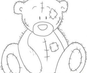bear, draw, and nici image