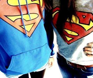 superman and girl image