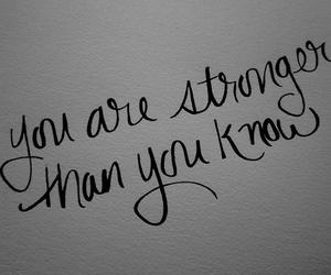 strong, life, and text image
