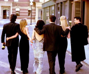 friends, f.r.i.e.n.d.s, and tv image